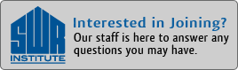 Ask us a question about SR Institute Membership