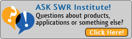 Ask SWR Institute a Question